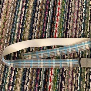 🔥😎 H&M Plaid Belt